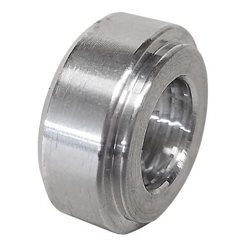 """Quarter-Max 212123-.500 Aluminum Weld-In Bung 1/2"""" NPT"""