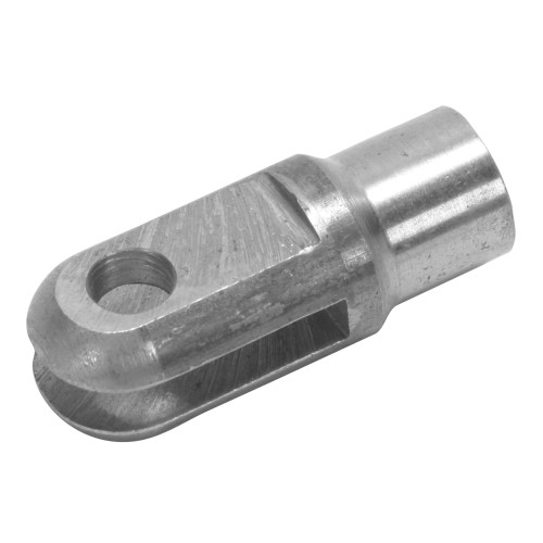 "Quarter-Max Weld-In Slot Clevis, Fits 3/4"" .058"" Tube"