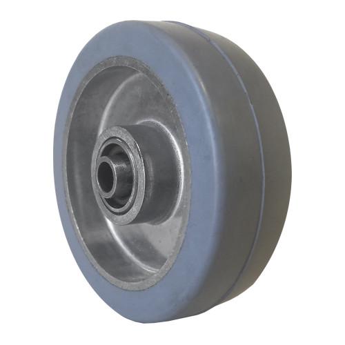 Wheelie Bar Wheel, Aluminum