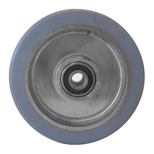 Wheelie Bar Wheel, Aluminum
