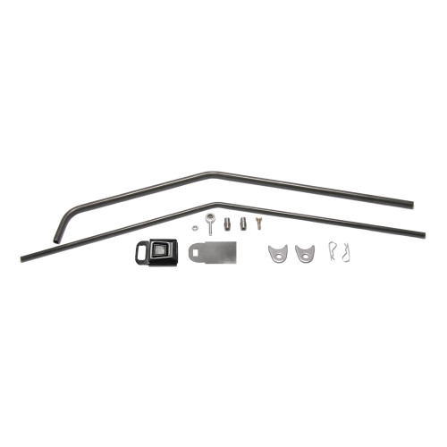 Quarter-Max Window Net Mount Kit