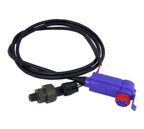 Racepak Fuel Pump Pressure V-Net Module with Sensor, 0-75 PSI