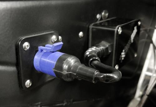 Racepak Interface Bulkhead Connector