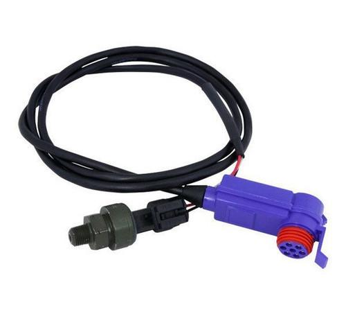 Racepak Transmission Pressure V-Net Module with Sensor, 0-500 PSI