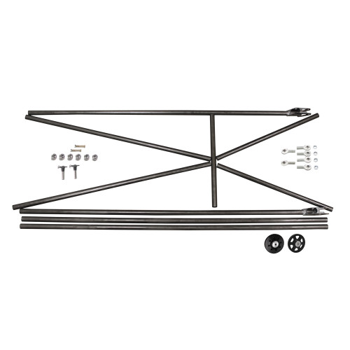 "80"" Low Profile Wheelie Bar"