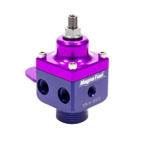 Four-Port Boost Reference Carbureted Regulator