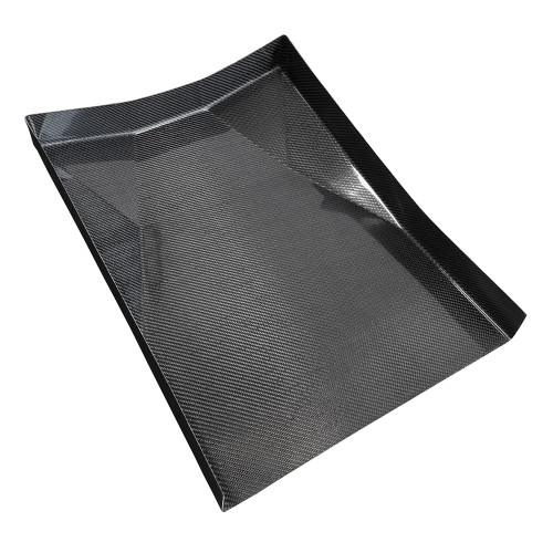 Quarter-Max Carbon Fiber Belly Pan