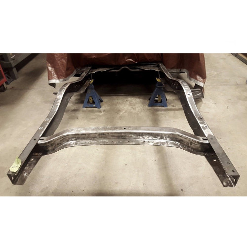 Quarter-Max 1947-1953 Chevy/GMC Truck Rear End Frame Box-In Kit  - Installed