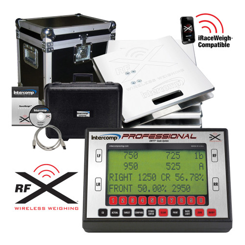 Intercomp SW777RFX Wireless Professional Scale System