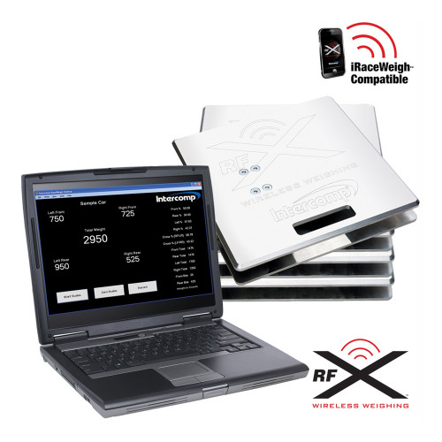 Intercomp SW787RF Wireless PC Scale System