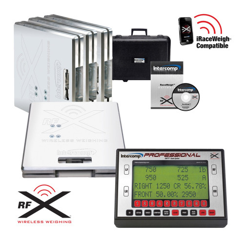 Intercomp SW888RFX Wireless Scale System