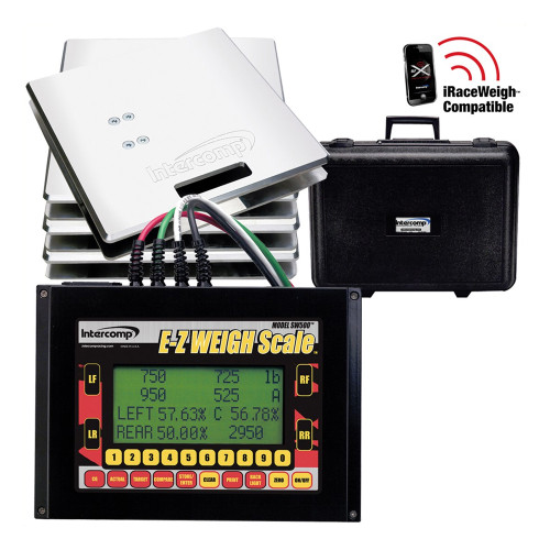 Intercomp SW500 E-Z Weigh Deluxe Scale System