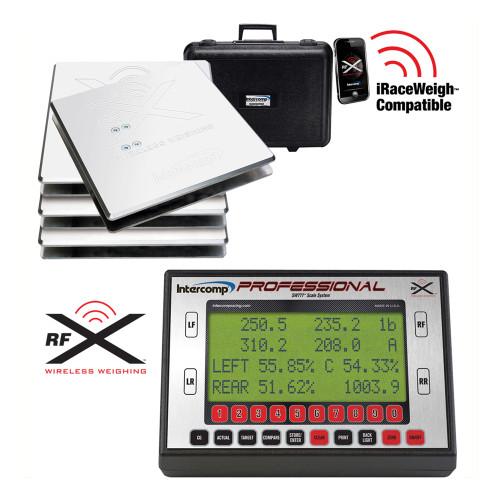 Intercomp SW777RFX Professional Kart Scale System