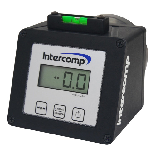 Intercomp Digital Caster Camber Gauge with Magnetic Adapter