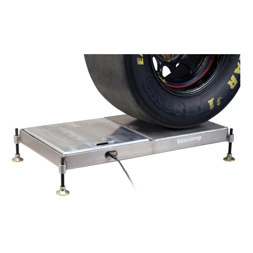 """Intercomp 2.5"""" Scale Pad Leveler with Roll-Off Pad"""