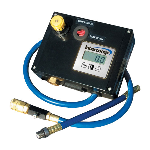 Intercomp Combination Digital Leakdown/Compression Tester