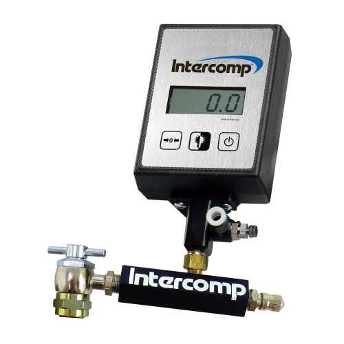 Intercomp Digital Shock Inflation & Pressure Gauge