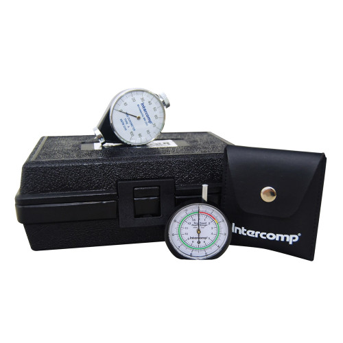 Intercomp Tire Durometer & Tread Depth Gauge Set