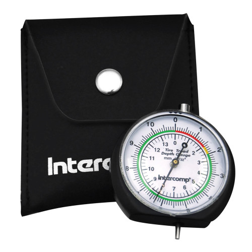 Intercomp Tire Tread Depth Gauge