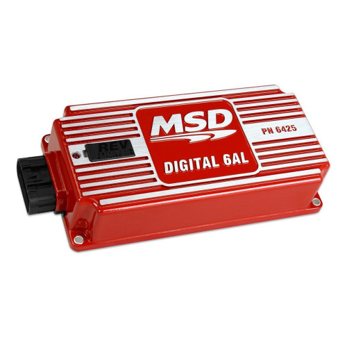 MSD Digital 6AL Ignition Control featuring a built-in rev limiter