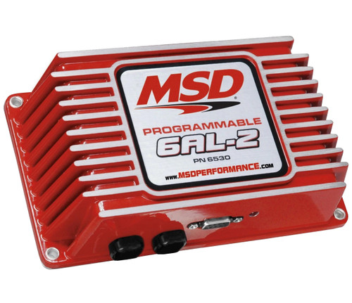 MSD Digital Programmable 6AL-2 Ignition