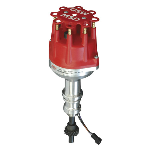 MSD Ford 302 Pro-Billet Small Diameter Distributor