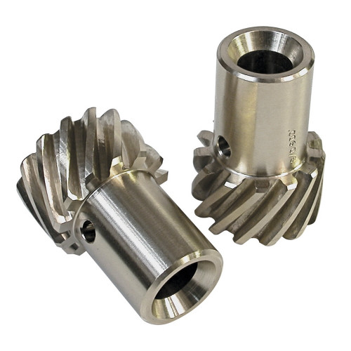 "MSD Bronze Distributor Gear, .500"" ID"