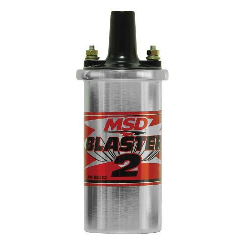 MSD Chrome Blaster 2 Coil