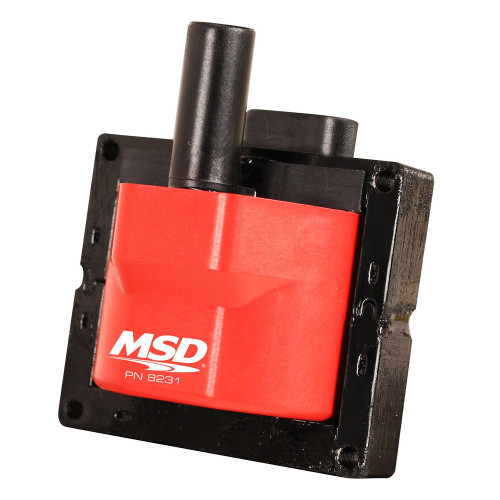 MSD GM External Single Connector Coil