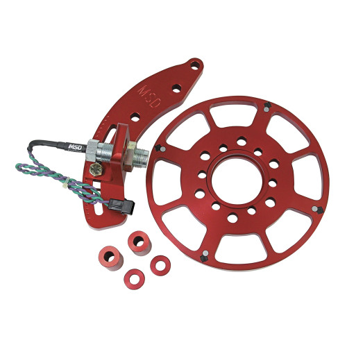 MSD Crank Trigger Kit for Small Block Chevy