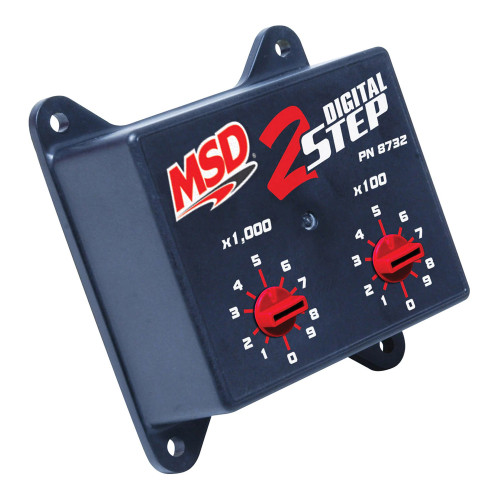 MSD 2-Step Rev Control For MSD-6425 Digital 6AL Ignition Control