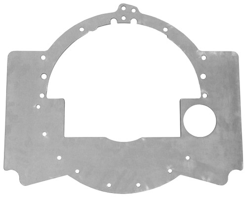 Chevy LS Side Mount Midplate