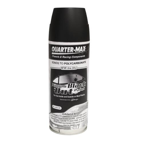 Quarter-Max Window Black Out Paint