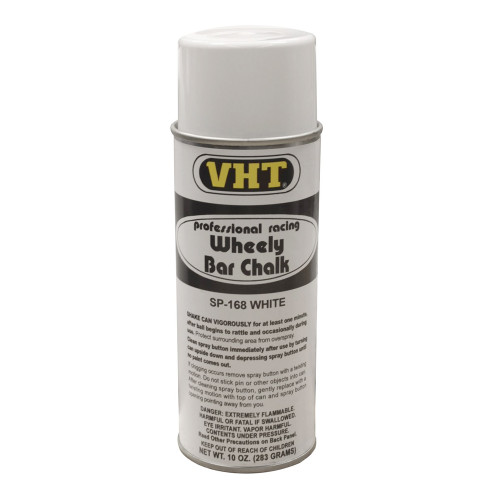 VHT Wheely Bar Chalk, White