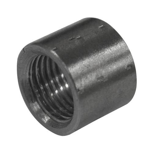 """Quarter-Max 420355 1/8"""" NPT Steel Weld-In Bung"""