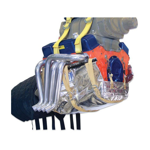 7.1 Kevlar Engine Diaper, Split Pan