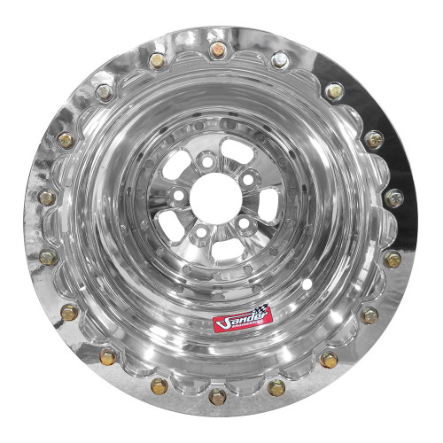 "Sander Engineering 760 Series, 16"" x 16"", 5"" x 5"", 4"" BS, Polished"