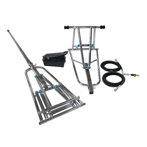 "ProJack 19"" Lift Height, Standard Air/Hydraulic Pump"