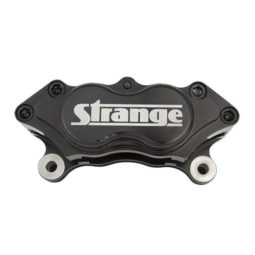 Strange Engineering B5040 Ultra Carbon Caliper for Pro Carbon Brake Kits, Fits Floater Kits, Pro Mod Housings, & Many Live Axles