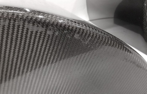 "40"" Carbon Fiber Wheel Tubs - Blem"