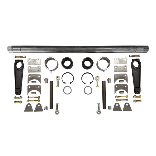 "Quarter-Max Heavy Duty 1-1/2"" Splined Anti-Roll Bar Kit, Universal"