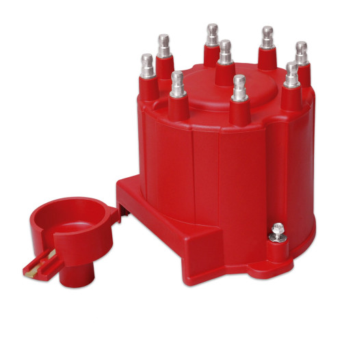 MSD Distributor Cap & Rotor, GM External Coil