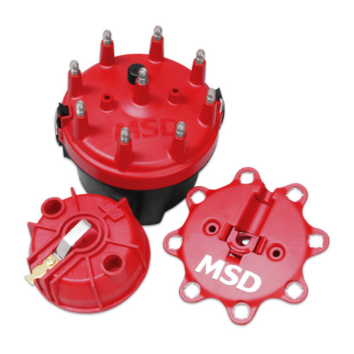 MSD Cap-A-Dapt Kit, Fixed Rotor