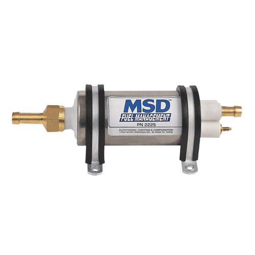 MSD High Pressure Electric Fuel Pump
