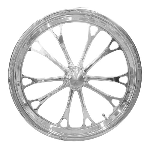 "Weld Racing V-Series, 17"" x 2.25"", Anglia, 1.13"" BS, Polished"