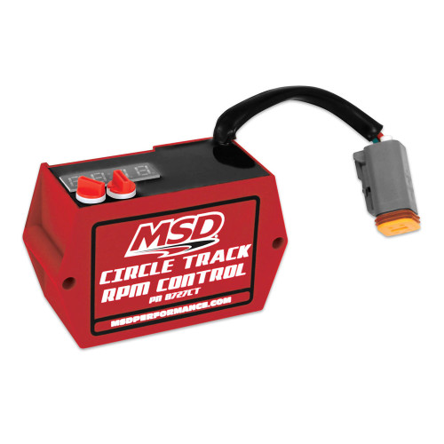 MSD Circle Track Digital Soft-Touch HEI Rev Limiter
