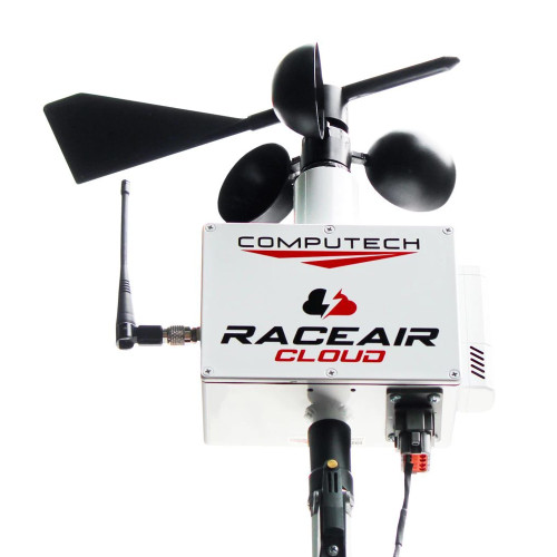 Computech RaceAir Cloud Weather Station with Texting, Wind & Paging