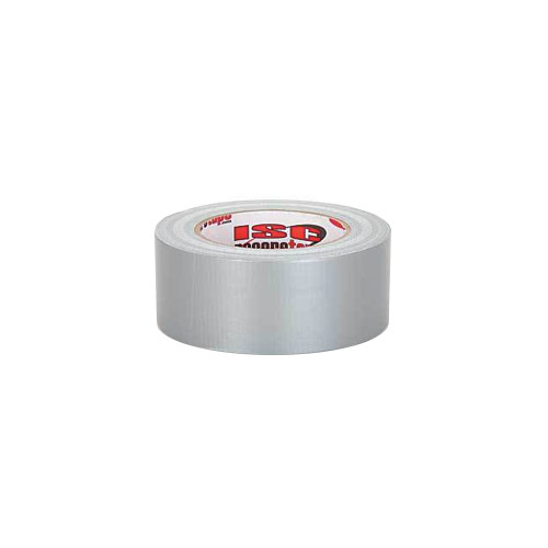 "ISC Racers Tape RT2005 Standard Duty Racers Tape, 2"" x 90', Silver"