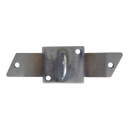 Quarter-Max Chevy Wing Strut Mount, Single Tab, Mild Steel