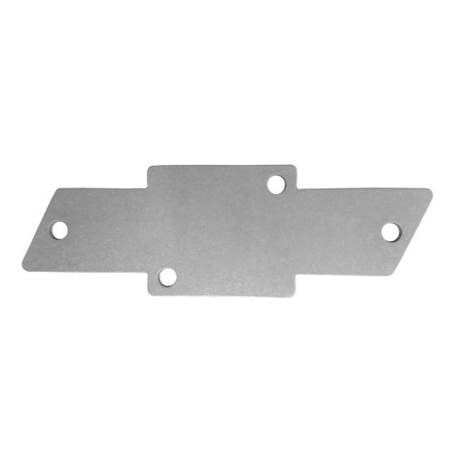 Quarter-Max Chevy Mounting Plate, Mild Steel